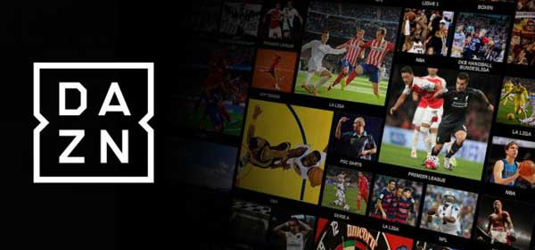 dazn dispositivi